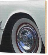 Corvette Cherokee Wood Print