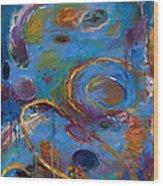 Cosmos 237 Wood Print