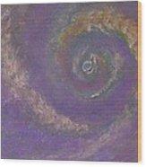 Cosmosis Wood Print