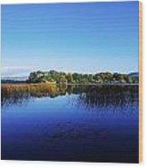 Cottage Island, Lough Gill, Co Sligo Wood Print