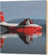 Coulson Flying Tankers Wood Print