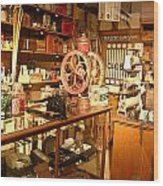 Country Store 1 Wood Print