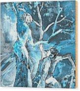 Coup De Grace 02 Wood Print