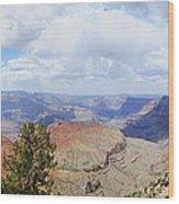 Crand Canyon Wood Print by Patrick  Warneka