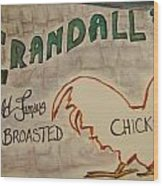 Crandalls Wood Print