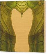 Creation 124 Wood Print