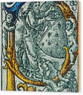 Creation Giunta Pontificale 1520 Wood Print
