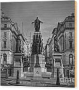 Crimean War Memorial Wood Print