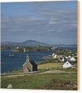 Crookhaven, Co Cork, Ireland Wood Print