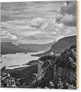 Crown Point Two Wood Print