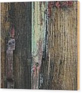 Croydon Barn Wood Print