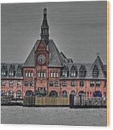 Crrnj Terminal Hdr Wood Print
