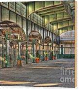 Crrnj Terminal II Wood Print