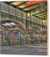 Crrnj Terminal IIi Wood Print
