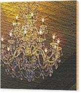 Crystal Chandaler Wood Print