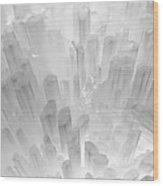 Crystal City Wood Print