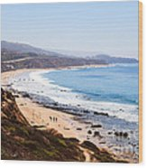 Crystal Cove Orange County California Wood Print