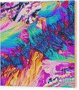 Crystal Tylenol Wood Print