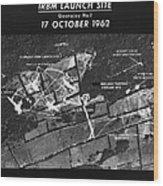 Cuban Missile Crisis, 1962 Wood Print