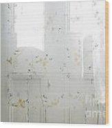 Curtain Wood Print