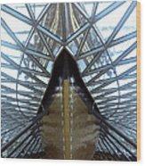 Cutty Sark Wood Print