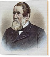 Cyrus Hall Mccormick Wood Print