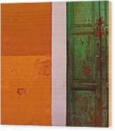 D Wood Print