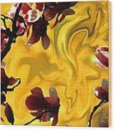Dali Spring 3 Wood Print