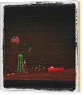 Dallas Tx Memorial Day 2012 Wood Print by Dana Coplin