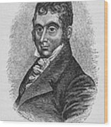 Daniel Webster (1782-1852) Wood Print
