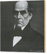 Daniel Webster, Kentucky Senator Wood Print