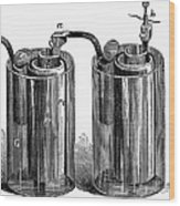 Daniell Cell, 1836 Wood Print
