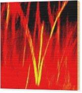 Dante's Reprise Wood Print