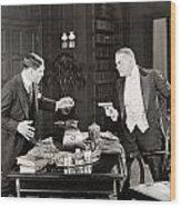 Daredevil Jack, 1920 Wood Print