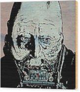Darth Vader Anakin Skywalker Wood Print