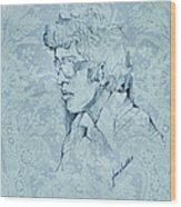 David Coloma 1971 Wood Print