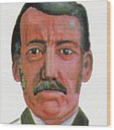 David Livingstone Wood Print