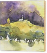 Dawn 23 Wood Print