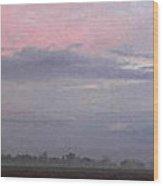 Daybreak Wood Print