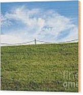 Daydreams- Nature Photograph Wood Print
