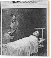 Death Of Ulysses S. Grant Wood Print