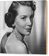 Deborah Kerr, Ca. 1950s Wood Print by Everett