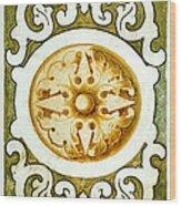 Decorative Art Wood Print