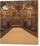 Decorative Dining Wood Print