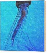 Deepsea Serenity Dswc Wood Print