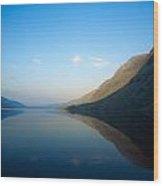 Delphi, Co Mayo, Ireland Irish Landscape Wood Print