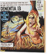 Dementia 13, Aka The Haunted And The Wood Print