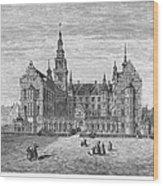 Denmark: Frederiksborg Wood Print