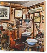 Dentist - The Dentist Office Wood Print