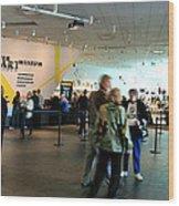 Denver Art Museum 2010 Wood Print